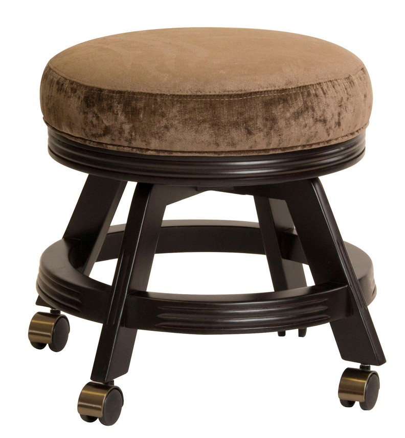 938 Vanity Stool with Casters