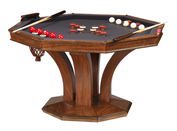 Treviso Octagon  Bumper Pool Table