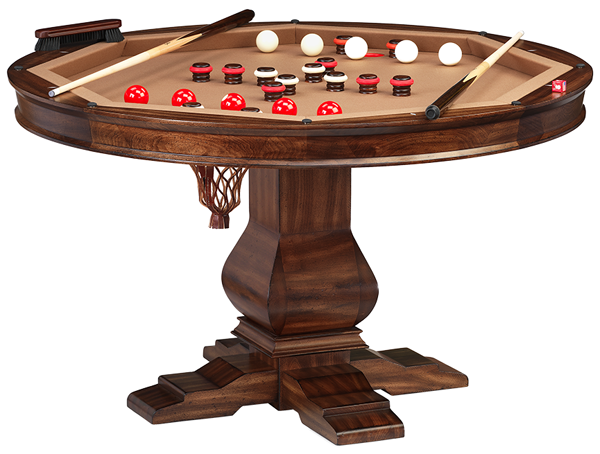 Amerigo Poker Bumper Poll Table