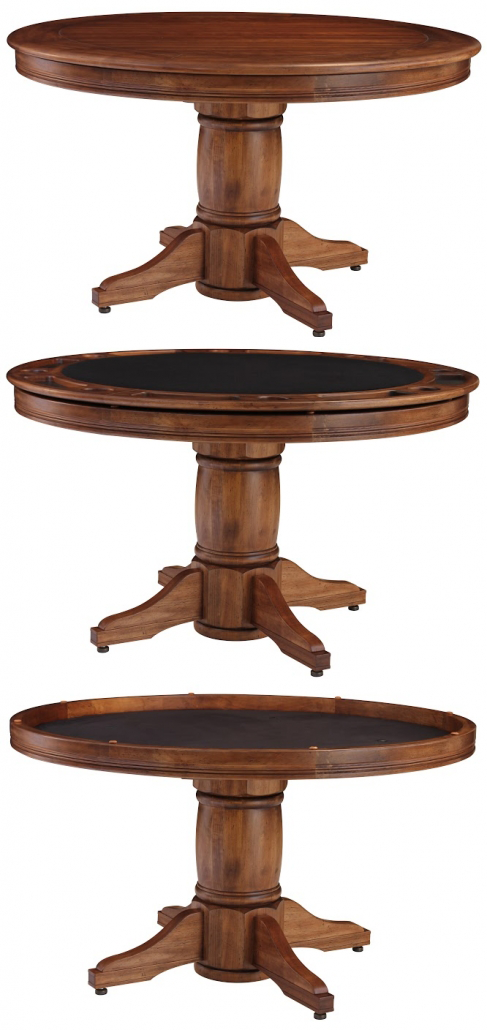 Algonquin Poker Dining Game Table