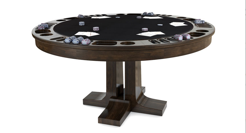 Petaluma Poker Table