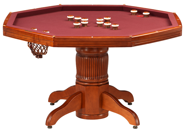 Darafeev Corsica Poker Bumper Pool Table