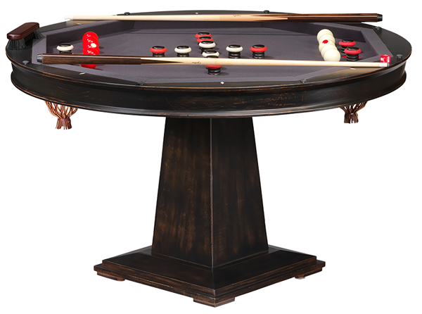Darafeev Dynasty Pokere Bumper Pool Table
