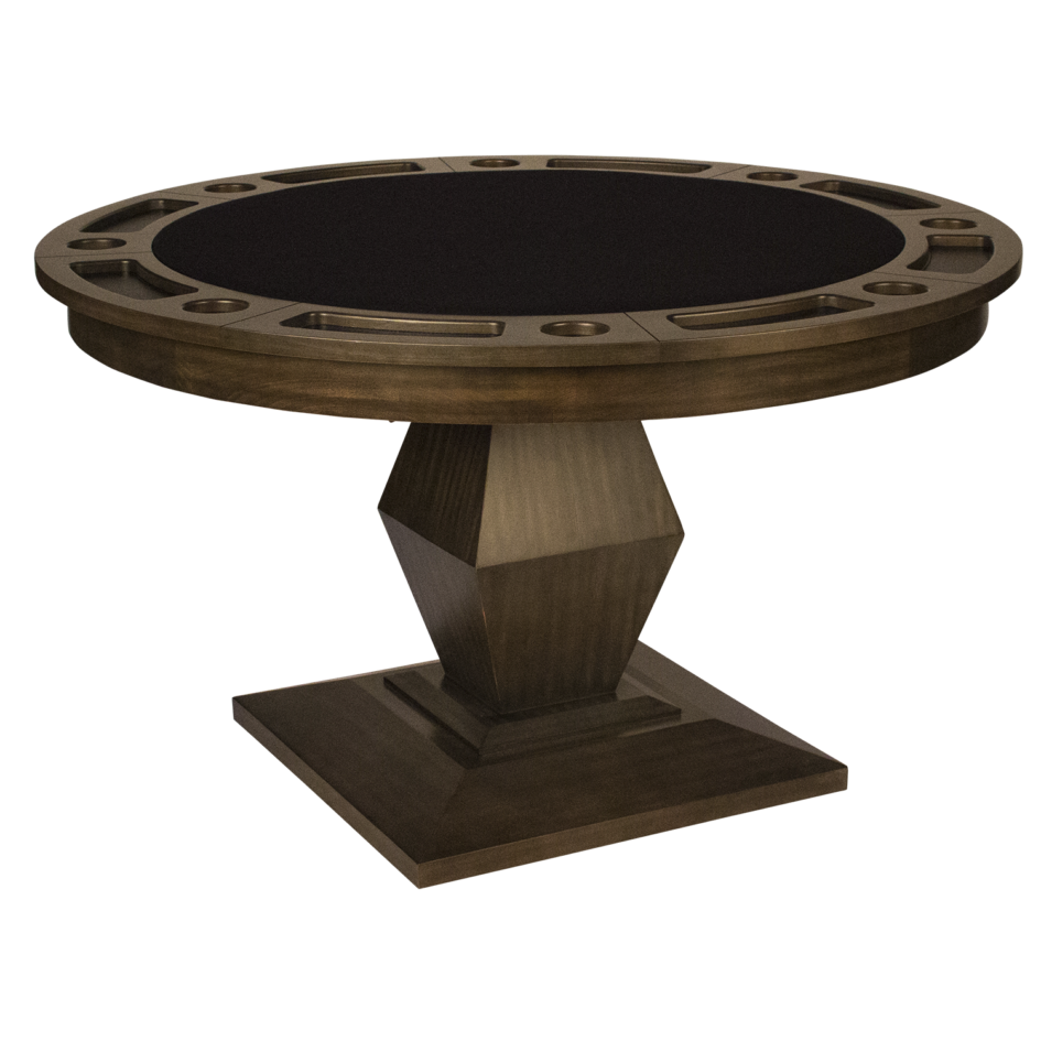 Euclid Poker Table