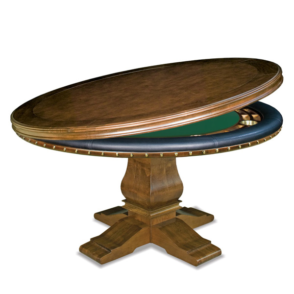 48 Round Poker Table Top
