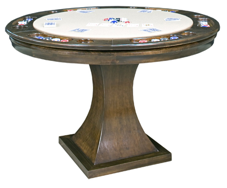 Metropolitan Poker Table