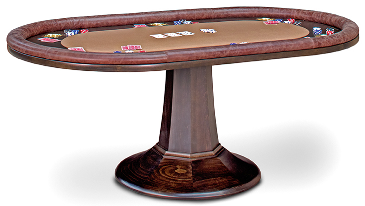 Aptos Texas Holdem Poker Table