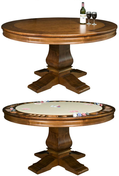 Hillsboro Poker Table