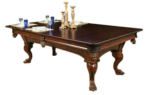 The Pacifica With Dining Top Is Available In 7 39 8 39 Pro 8 39 And