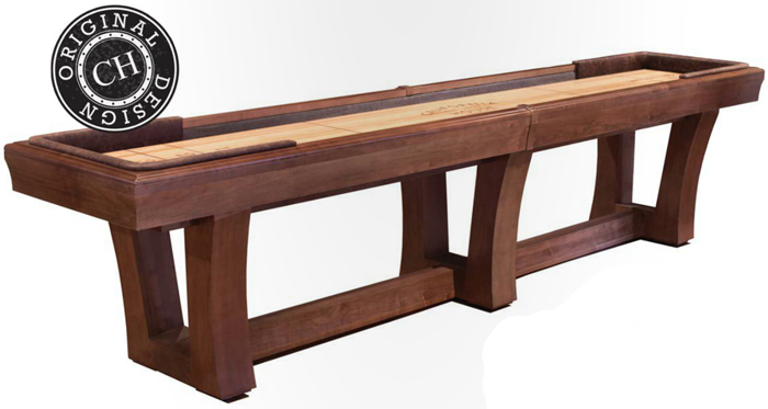 Delicieux City Shuffleboard Table